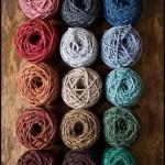 Yummy Broklyn Tweed colours