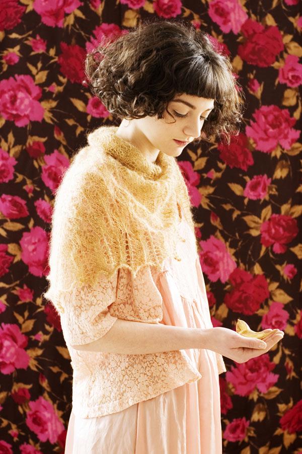 Beginner's Lace Shawl