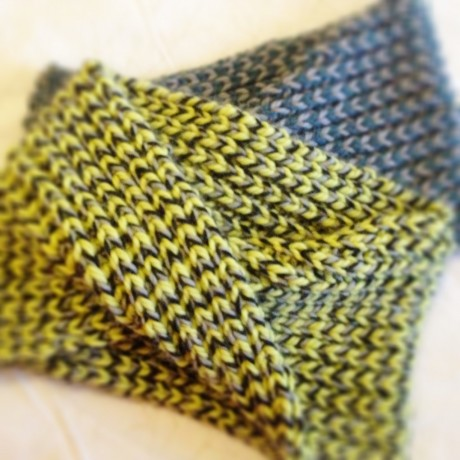 Misti Chunky Cowl Free Pattern Loopknitlounge