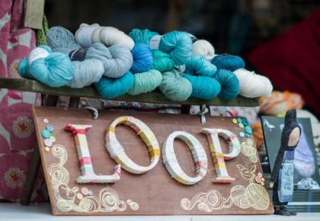 Loop, London. www.loopknitlounge.com