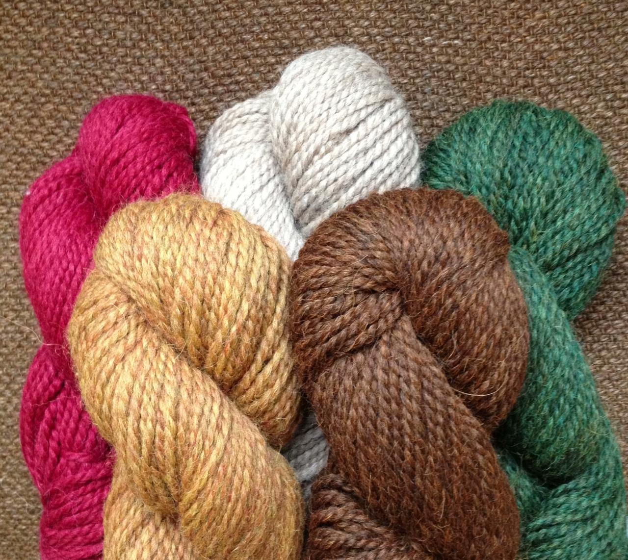 Cosy Autumn Knits – Ultra Alpaca Chunky