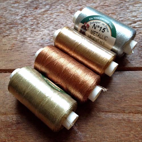 Sajou Metallic Thread