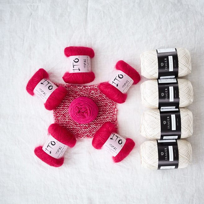 Pink Pop Blink Kit at Loop London