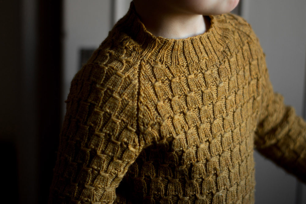 Viggo's sweater in Yuku at Loop London