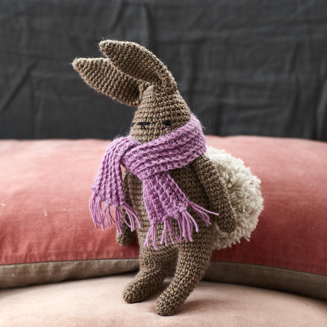 Hello Lopsy Bunny!