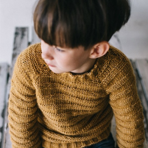 Basic Sweater Camarose at Loop London