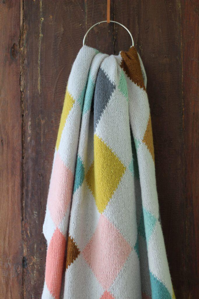 Harlequin Blanket Kit at Loop London