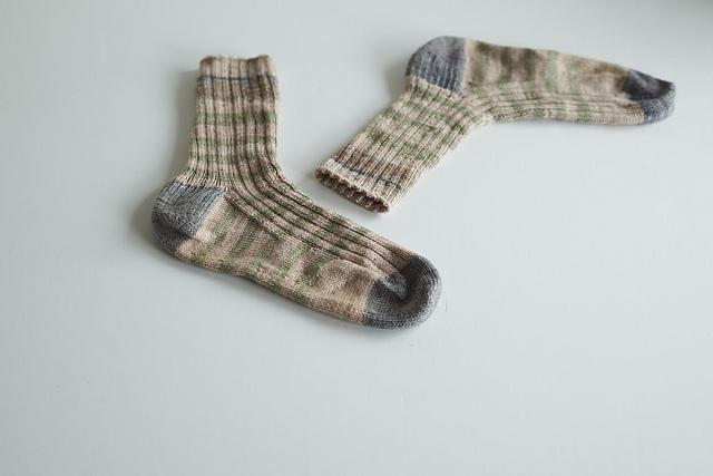 Emily's Favourite Socks - Emily Foden on Ravelry