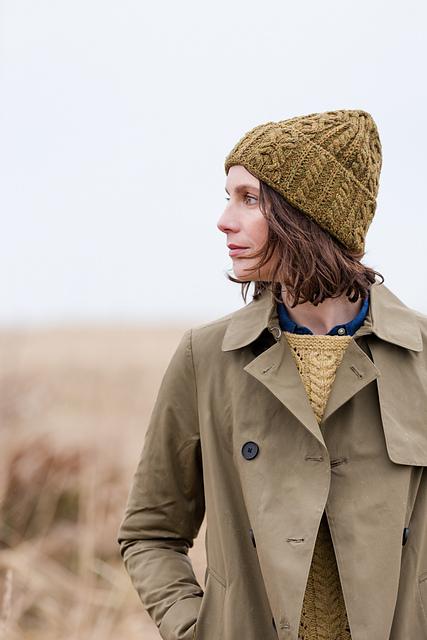 brooklyn tweed forge hat on Ravelry