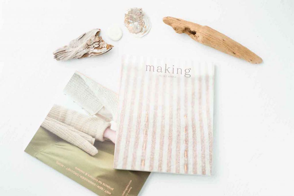 Making Magazine 9 at Loop London