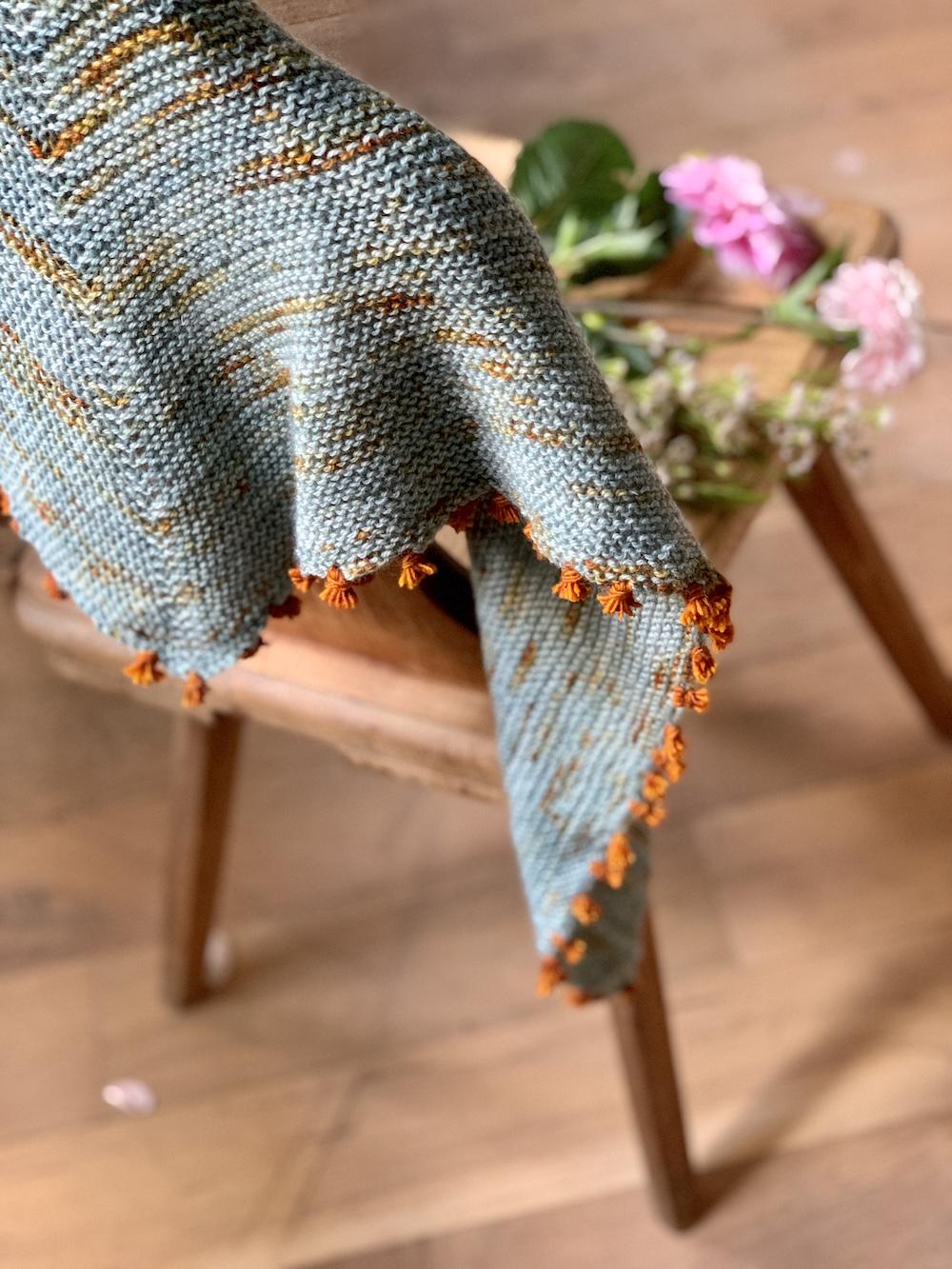 La Bien Aimée Tiny Tassels – 3 new colours!