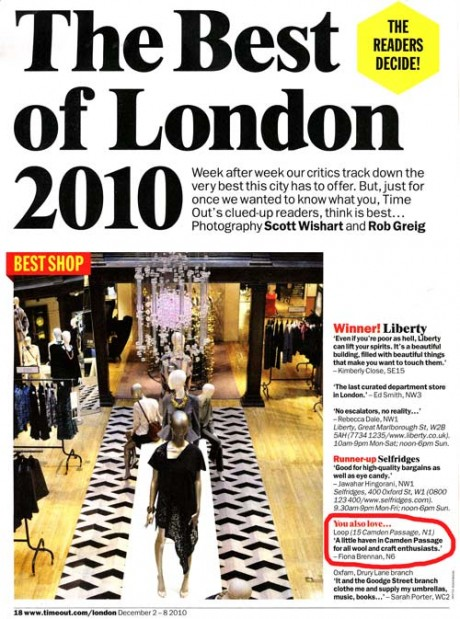 The Best of London 2010 by Time Out