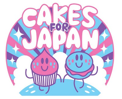Cakes For Japan