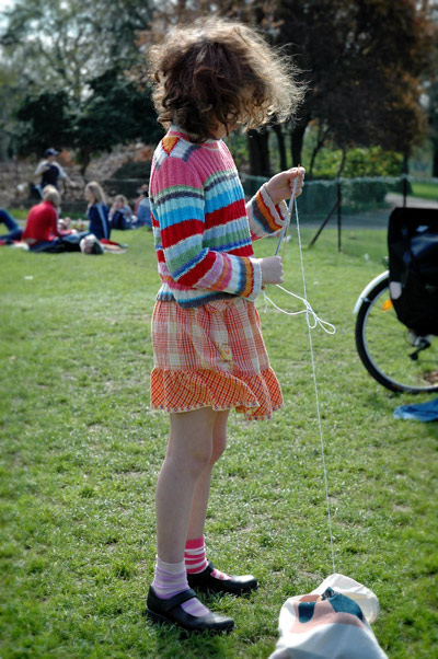Celebrate Worldwide Knit in Public Day!