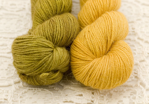 New Old Maiden Aunt Colours