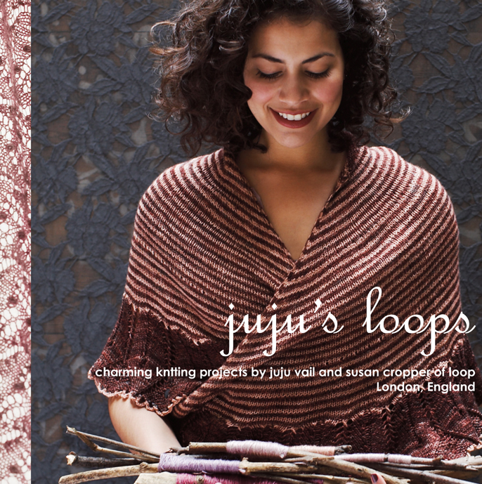COVER FOR juju's loops at Loop London