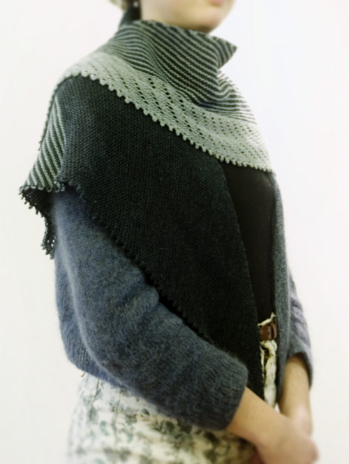 The Perfect Finch Shawl