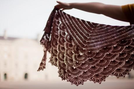 Shawl by Aoibhe Ni