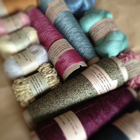 Habu Yarns at Loop