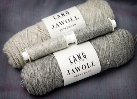 Lang wool