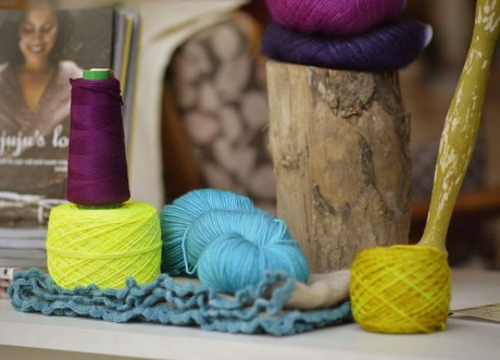 Bright Yarns at Loop!