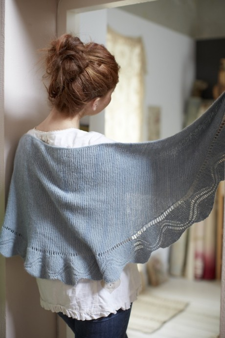 Charm Shawl - Loop Knit Lounge