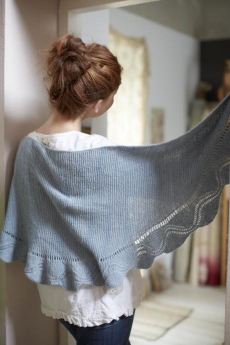 Charm Shawl - Loop Knit Lounge