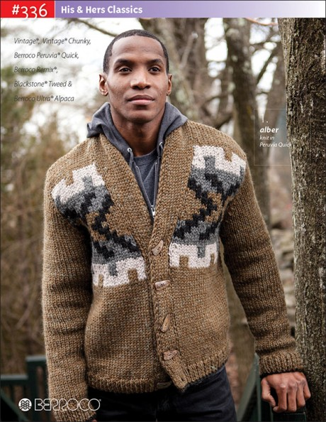 Knits for Men on Loop Knit Lounge
