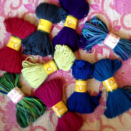 Misti Alpaca Chunky at Loop!