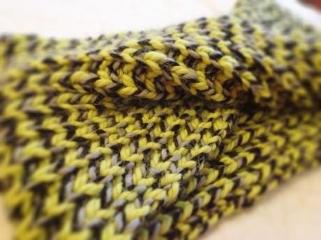 Loop Knit Lounge: Free Misti Chunky Cowl Pattern