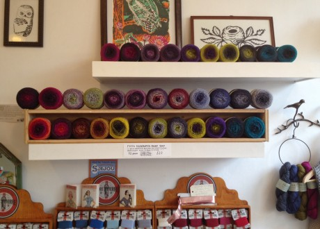 New Freia Handpaint Yarn at Loop!