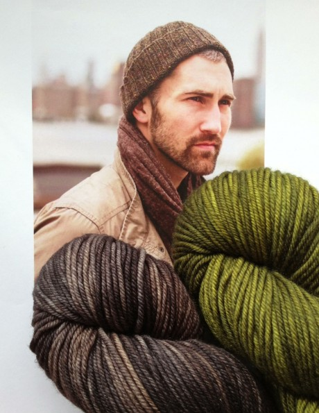 The Uncommon Thread, Lush Worsted. Brig by Brooklyn Tweed. www.looopknitlounge.com
