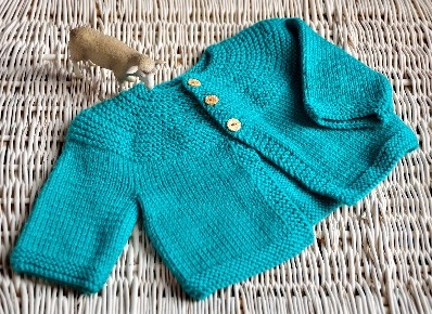 Pop Sweater by Rachel Atkinson - Image Courtesy of Rachel Atkinson, by Juju Vail