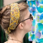 Wildflower Headband. Loop, London. www.loopknitlounge.com