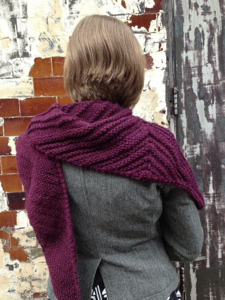 Duchamp in Ultra Alpaca Chunky colour 72172 Berry Pie Mix