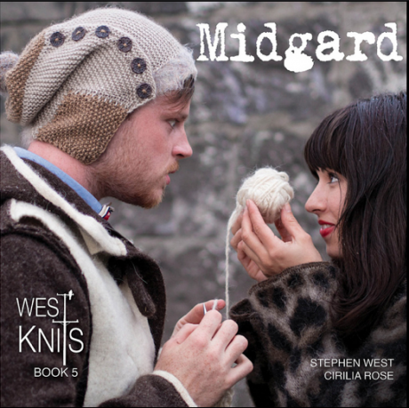 Westknits Book 5- Midgard by Stephen West & Cirilia Rose