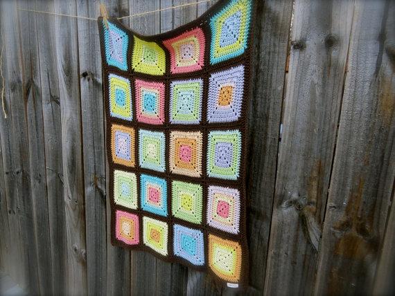 70 Sunday Blanket. Big Bad Wool Weepaca. Loop, London. www.loopknitlounge.com