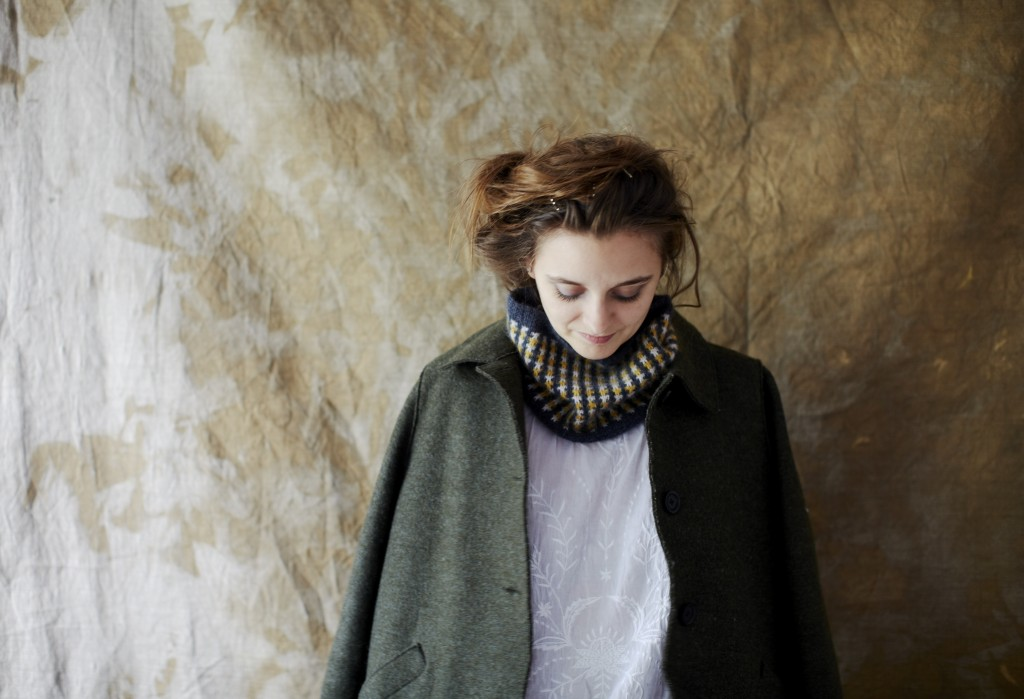 Hawick Cowl by Rachel Atkinson for Loop,London. www.loopknitlounge.com Copyright Loop London 4