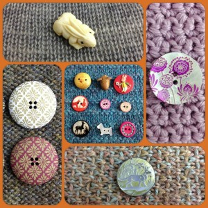 Buttons at Loop, London! www.loopknitlounge.com Photo Copyright of Loop, London