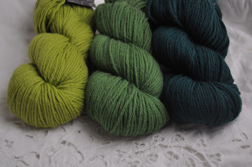 Cascade 220 (L-R) 8914, 9430 and 8893