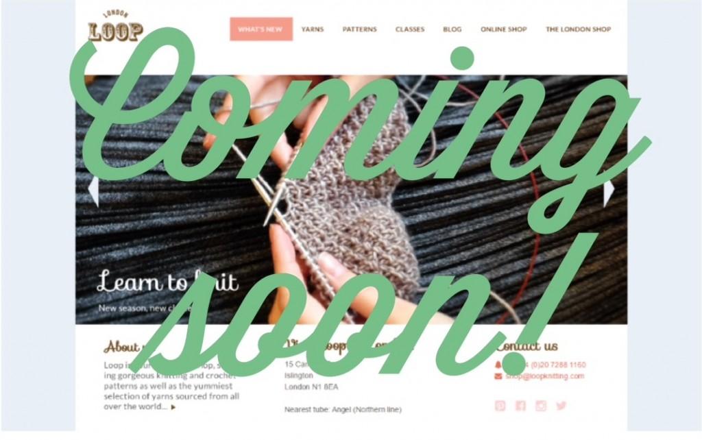 Loop's New Website... coming soon!