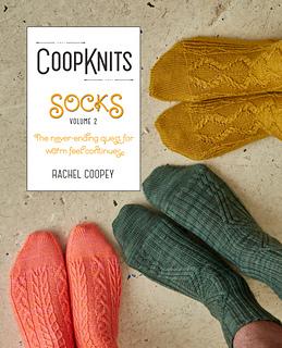 Coop Knit Socks Volume Two by Rachel Coopey