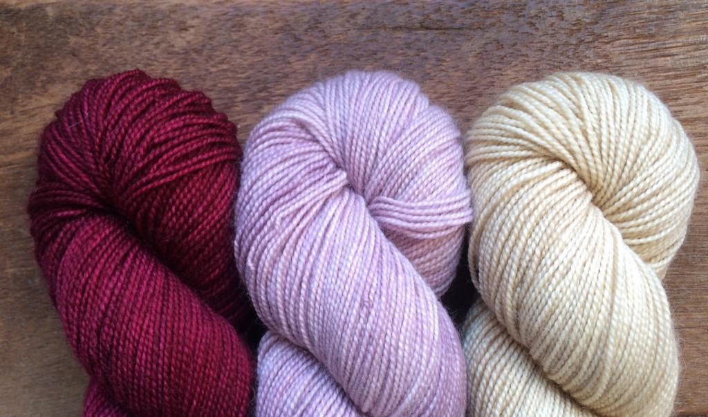 The Uncommon Thread Tough Sock (L-R) Lust, Into Dust, Manuscipt