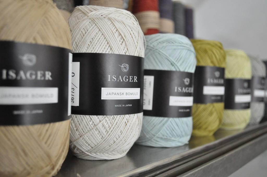 Isager Japansk Bomuld (Cotton)