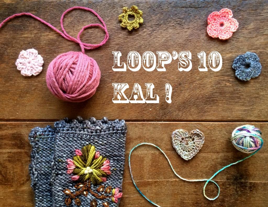 Loop's 10 KAL! www.loopknitlounge.com