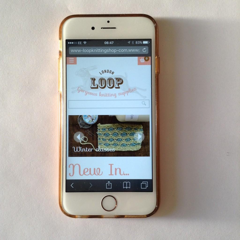 Loop's new website