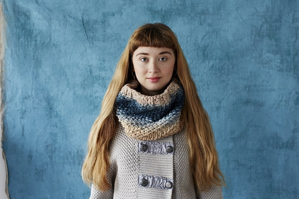 Cecelia Cowl, Freia Super Bulky, Loop London