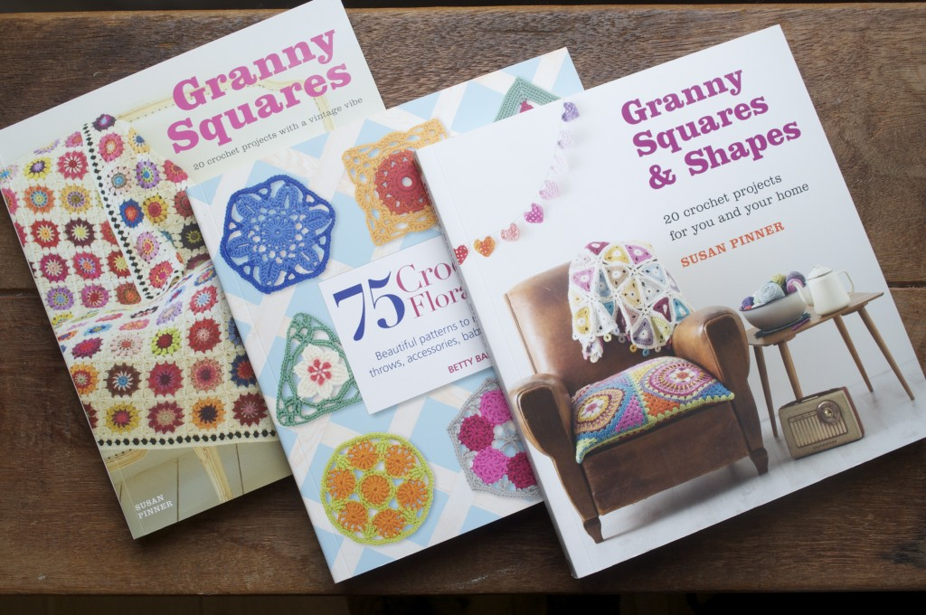 Granny Squares Books at Loop