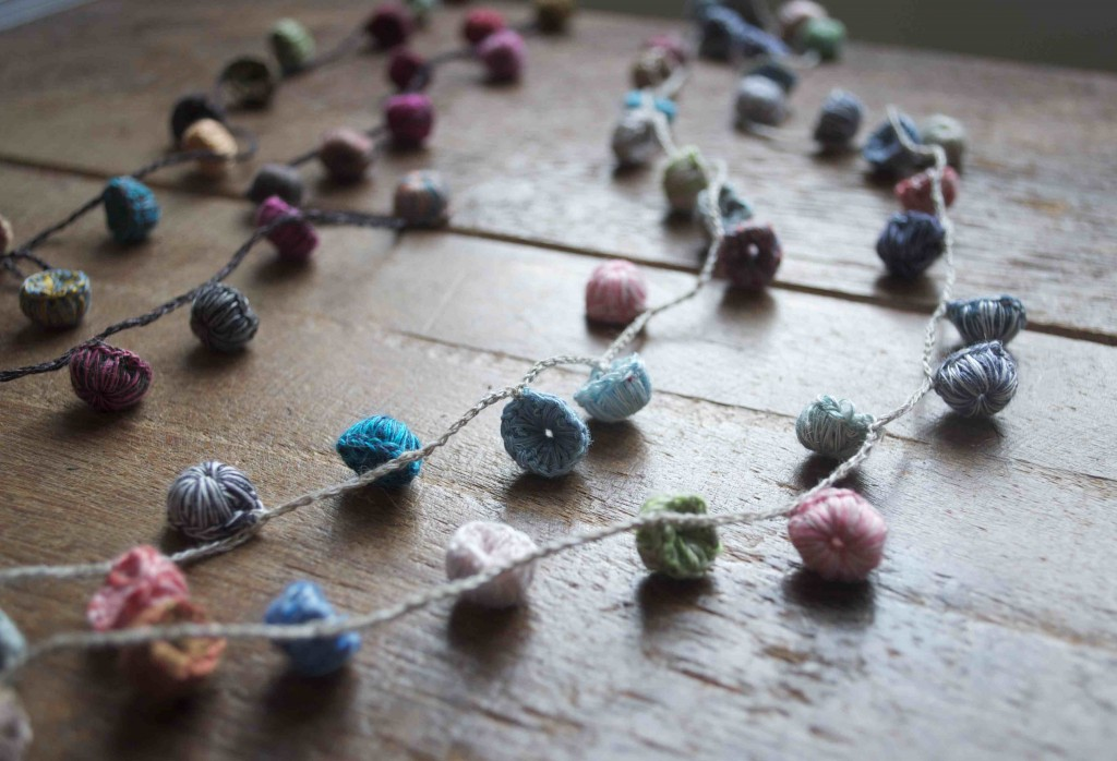Sophie Digard Necklaces 'The Group'.