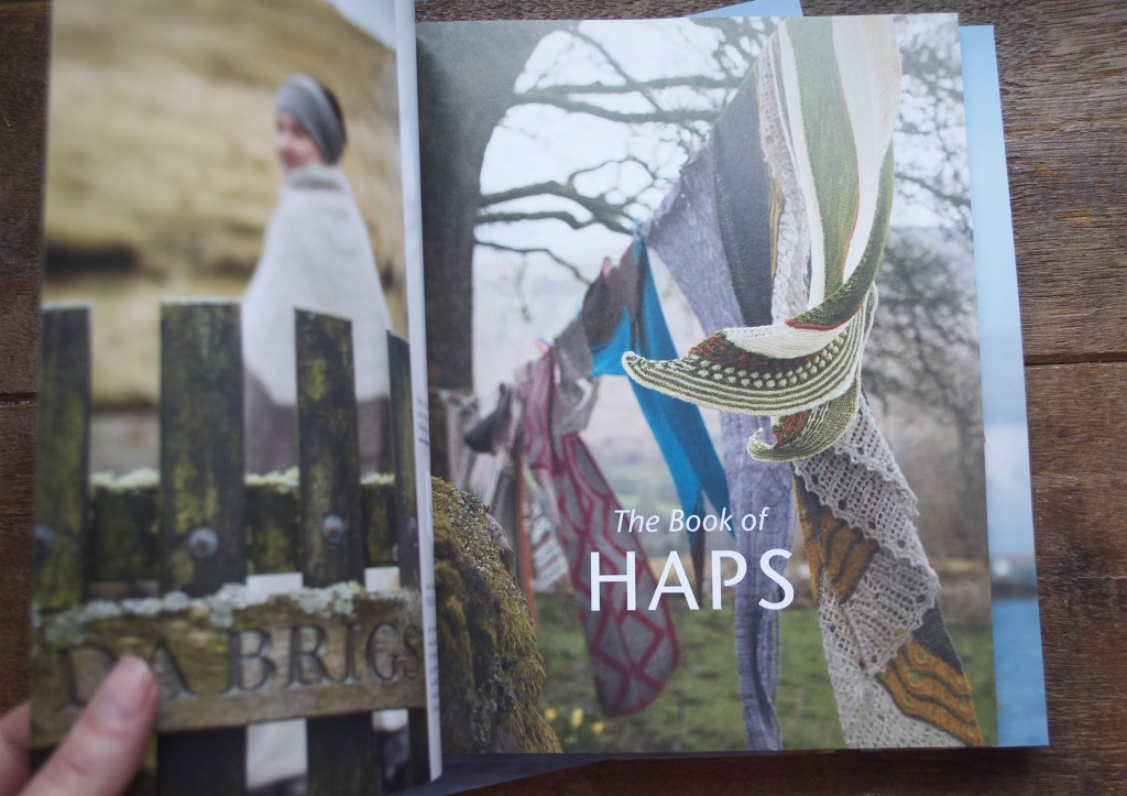 Kate Davies, The Book of Haps